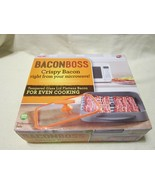 BaconBoss - As Seen on TV - Pressure Lids - 2016 - Allstar Products Group. - $1.95
