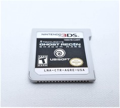 Tom Clancy's Ghost Recon: Shadow Wars (Nintendo 3DS, 2011) Game Only - $12.99