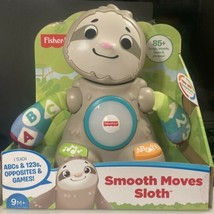 Fisher-Price - Linkimals Smooth Moves Sloth *NEW IN BOX* - $37.64