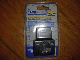16 MB Memory Station PlayStation 2 New - $11.87
