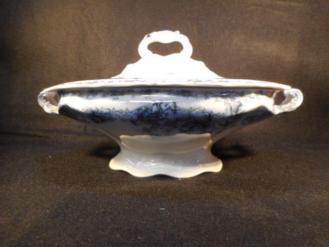 "John Maddock & Sons English Royal Vitreous China ""Beatrice"" Covered Casserole"