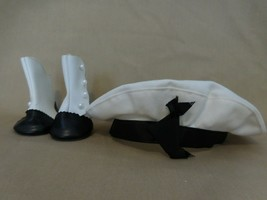 American Girl Doll Samantha Sailor Hat + Shoes  Historical Pleasant Company   - $47.55
