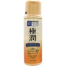 Hadalabo JAPAN Skin Institute Gokujun premium hyaluronic solution 170mL image 1