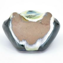 Ceramic Hand Painted Toad Frog Toothpick Holder Table Decor Handmade Guatemala image 6