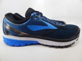 Brooks Ghost 10 Size 11.5 2E WIDE EU 45.5 Men's Running Shoes Blue 1102572E056