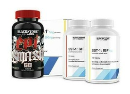 Blackstone Labs SST1: Kit EpiSmash Combo Stack - GH & IGF-1  NEW Authentic - $215.04