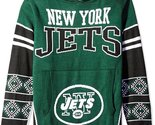 NFL Klew New York Jets Big Logo Hooded Sweater - $52.20