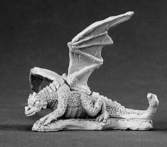 Reaper Miniatures Dragon Familiar #03410 Dark Heaven Legends Unpainted Metal - $8.00