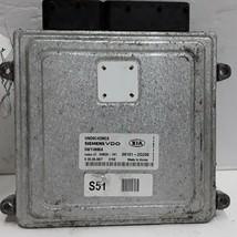 09 10 11 12 Kia Rondo 2.4 L Federal Commission ECU ECM electronic contro... - $79.19