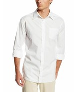 Lee Uniforms Men's Long Sleeve Dress Shirt---BRAND NEW  ---LARGE - $12.19