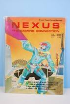 Nexus: The Gaming Connection #4   Task Force Games - $16.83