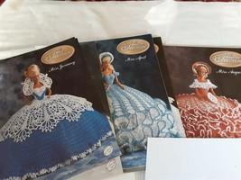 Annie's Calendar Bed Doll Society Crochet Antebellum Collection w/Case - $24.64