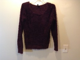 Divided by H&M Ladies Med Weight Purple Sweater Sz M