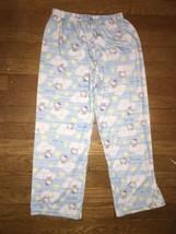 ! Hello Kitty pajama bottoms pants pj jammies size medium 7 - 8 girl - $5.02