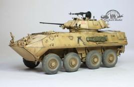 M551 Sheridan Gulf War 1:35 Pro Built Model - $341.55