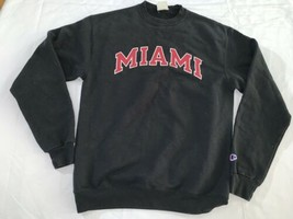 Miami Of Ohio Sweatshirt Champion Mens M mint Vintage - $23.75
