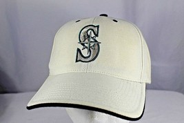 Seattle Mariners White Baseball Cap Adjustable - $19.59