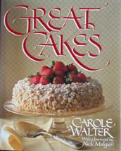 Great Cakes Cookbook - Carole Walter - $24.01