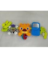 Bright Starts Tiger Musical Stroller Toy - $7.15