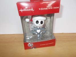 Hallmark The Nightmare Before Christmas Jack Skellington Ornament - $17.99