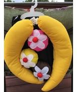 Pet Dog Rider Costume Banana Split Ice Cream Plush Size SMALL NWT Halloween - $16.82
