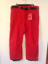 Eider Defender Fiery Red Alta Badia Ski Snowsport Trousers Pants  2XL £1... - $111.82