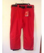 Eider Defender Fiery Red Alta Badia Ski Snowsport Trousers Pants  2XL £1... - $111.82