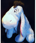 Just Play Disney Winnie the Pooh's Eeyore Seated Plush with Detachable T... - $29.99