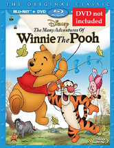 Disney The Many Adventures of Winnie the Pooh (Blu-ray)