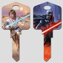 Star Wars Key Blanks (SC1, Luke Skywalker) - $9.79