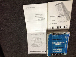 2001 Jeep Cherokee Service Repair Shop Manual Set W Training Books Oem - $59.35