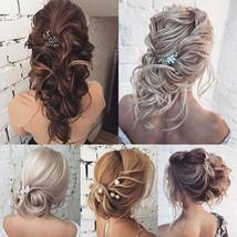 100% Real LARGE Thick Messy Bun Hairpiece NaturalHair Extension Curly image 10