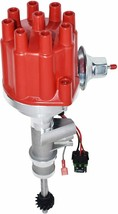 55-57 Ford Thunderbird Y-Block Pro Series R2R Distributor Female Red Cap