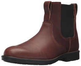 Timberland Mens Carter Notch Chelsea Boot, Dark Brown Full Grain, 10.5 D... - $3.596,64 MXN