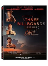 Three Billboards Outside Ebbing, Missouri [Blu-ray+DVD+Digital, 2018]