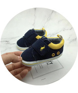 Baby Walking Casual Shoes 0-18 Months Infant Soft Bottom Toddler Shoes P... - $17.99