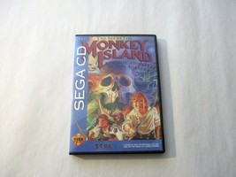 Secret of Monkey Island, The CUSTOM SEGA CD CASE (***NO GAME***) - $5.64