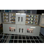 Frank Adam QSW10333 100A/100A Twin 3P 240V Fusible Panelboard Switch Uni... - $650.00