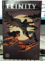 Trinity #2 Batman Superman Wonder Woman 2003 DC Comics Matt Wagner - $14.69