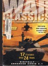 DVD Set - War Classics - $9.95
