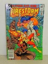 Vintage Dc COMIC- The Fury Of Firestorm VOL.1 NO.2- July 1982- GOOD- L5 - $5.87