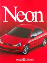 2000 Dodge NEON sales brochure catalog US 00 ES - $6.00