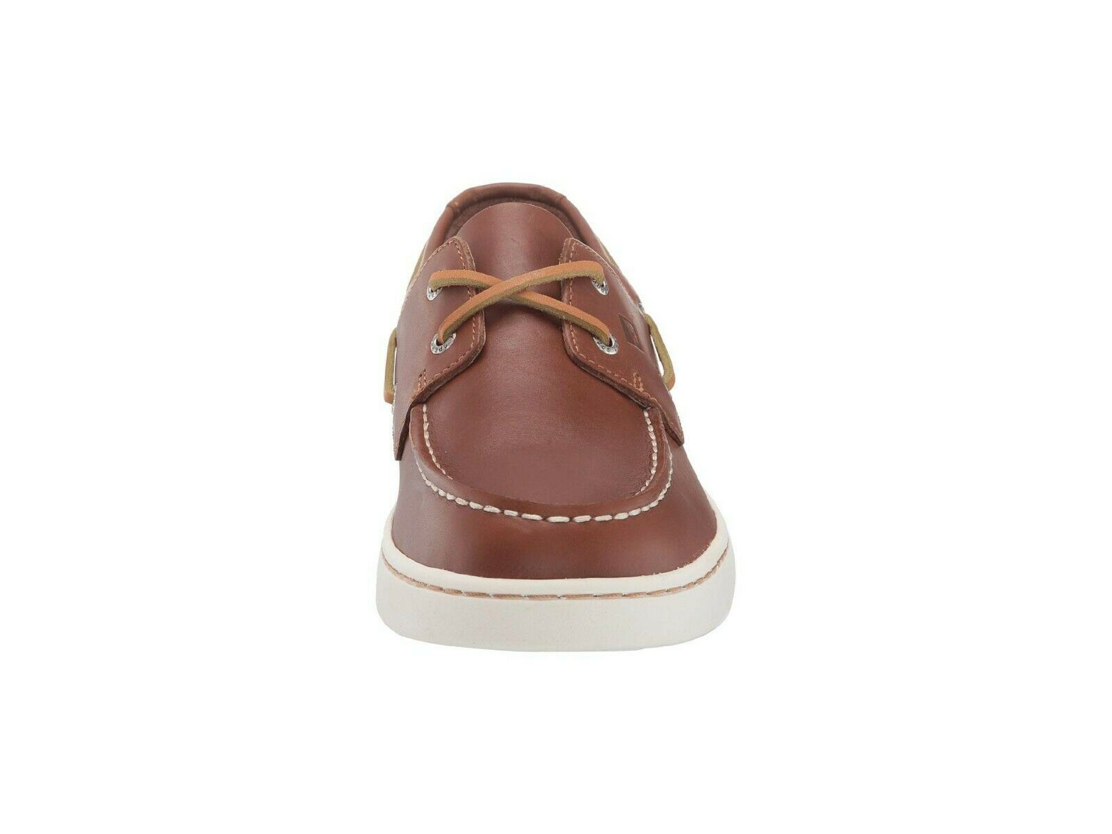 Men's Sperry Top-Sider Cup 2 Eye Leather Oxford, STS18791 Multiple Sizes Tan image 7
