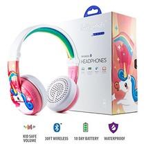 BuddyPhones Wave - Waterproof Wireless Bluetooth Volume-Limiting Kids He... - $80.62