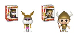 Funko POP! Animation Looney Tunes: Bugs Bunny Opera Viking and Elmer Fud... - $29.99