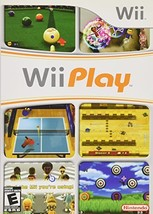 Wii Play [video game] - $8.81