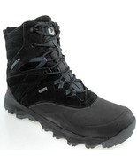 "MERRELL THERMO SHIVER 8"" MEN'S BLACK WATERPROOF BOOTS sz 7.5, #J15893 - €78,77 EUR"