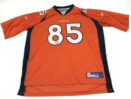 VINTAGE Reebok Ashley Lelie Denver Broncos Football Jersey Men's Size 2X... - $26.90