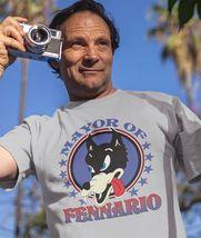 Mayor of Fennario t-shirt Joan Baez The Grateful Dead Dire Wolf classic rock tee image 3