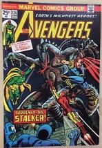 THE AVENGERS #124 (1974) Marvel Comics  FINE- - $9.89